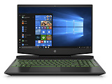 "HP Pavilion 15-EC0751 Gaming / 15.6"" FullHD SVA anti-glare micro-edge / AMD Ryzen5 3550H / 8GB DDR4 / 256GB SSD NVMe / nVidia GTX1050 3GB / Windows 10 Home / Black"