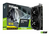 ZOTAC GeForce GTX 1660 SUPER Twin Fan 6GB GDDR6 192bit ZT-T16620F-10L