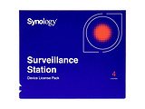 Synology Surveillance Device License Pack X 4