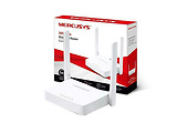 MERCUSYS MW301R 300Mbps Wireless N Router White