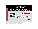 Kingston SDCE/32GB 32GB microSD Class10 A1 UHS-I FC + SD adapter High Endurance 600x