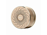 Hoco BS5 Bluetooth speaker / Gold / Grey