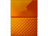 "External HDD Western Digital My Passport / 2.0TB / 2.5"" / USB 3.0 / WDBS4B0020BYL / Yellow"