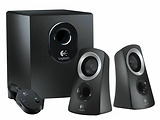 Speakers Logitech Z313 / 2.1 / 25W / 980-000413 / Black