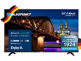 "Blaupunkt 55UT965 / 55"" LED 4K Ultra HD Smart TV Android 9.0 / Black"