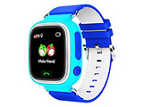 Smart Baby Watch Q80 Cyan / Blue / Orange / Pink