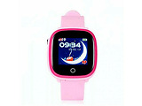 Smart Baby Watch W15 / Blue / Black / Pink