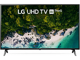 "LG 43UM7100PLB / 43"" UHD 4K SMART TV / Black"