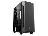 GameMax Fortress TG / ATX / no PSU / Black