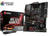 MSI MPG X570 GAMING PLUS / Socket AM4 AMD X570 Dual 4xDDR4-4400+ ATX