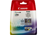 Canon PG-40 & CL-41 Multi Pack Ink Cartridge
