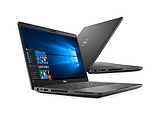 "DELL Latitude 5401 / 14.0"" FullHD / QuadCore i5-9300H / 8GB DDR4 / 256GB NVMe / Intel UHD630 / Windows 10 Pro / 273335126 / Black"