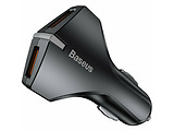 Baseus Small Rocket QC3.0 CCALL-RK01 / Black