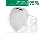 KN95 Disposable Protective Masks FFP2 with 4 Layers