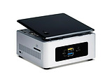 Barebone Intel NUC Kit / Pentium N3700 / Intel HD Graphics / NUC5PPYH