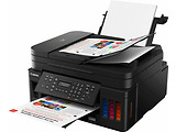Canon Pixma G7040 / A4 Color Printer / Duplex / Scanner / Copier / Network / Wi-Fi / Fax / APD 35 / Black