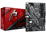 ASRock Z490 PHANTOM GAMING 4/AC ATX S1200 Dual Channel DDR4 4400+