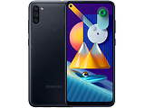 "Samsung Galaxy M11 / 6.4"" HD+ / 3Gb / 32Gb / 5000mAh / Black / Blue"