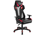 Lumi Gaming Chair Back Breathable Mech with Headrest CH06-8 / Black