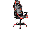 Lumi Gaming Chair with Headrest & Lumbar Support CH06-1 / Black