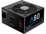 Chieftec A-80 CTG-550C ATX 550W Active PFC 120mm silent fan