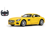 Rastar Mercedes-AMG GT 1:14 / Red / Yellow