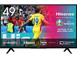 Hisense 49B6700PA / 49'' DLED FullHD SMART TV Android TV 9.0 Pie OS / Black