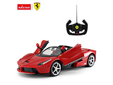 Rastar Ferrari LaFerrari Aperta 1:14 / Red / Black