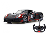 Rastar PORSCHE 918 Spyder Performance 1:14 / Black