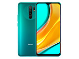 "Xiaomi RedMi 9 / 6.53"" 2340x1080 / Helio G80 / 4Gb / 64Gb / 5020mAh / Purple / Grey / Green"