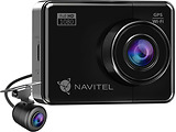 NAVITEL R700 / Dual Car Video Recorder / Black