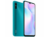 "Xiaomi RedMi 9A / 6.53"" 720x1600 IPS / 2Gb / 32Gb / 5000mAh / Green / Blue / Grey"