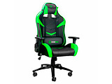 GameMax GCR08 Gaming Chair / Green