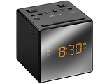 SONY ICF-C1T Clock Radio with dual alarm / Black / White