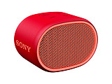 SONY SRS-XB01 EXTRA BASS / Black / Red