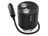 Xiaomi 70mai Cigarette Lighter Socket Pro / MidriveCC04 / Black