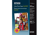 Epson Value Glossy Photo Paper 4R 183g