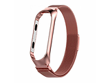 Xiaomi Strap Metal Mi Band 3/4 / Black / Gold / Silver / Rose Gold
