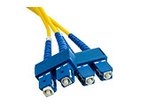 APC Singlemode duplex core SC-SC 3M Fiber optic patch cords