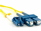 APC Singlemode duplex core SC-LC 3M Fiber optic patch cords