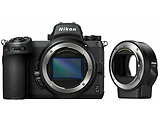 Nikon Z 6II + FTZ Adapter Kit / VOA060K002 / Black