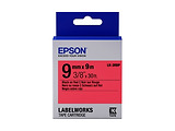 Epson LK3RBP C53S653001 Tape Cartridge 9mm 9m