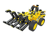 XTech 6804 Bricks: 2in1 Construction Timber Crab & Dune Buggy