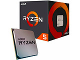 AMD Ryzen 5 1600 AF Socket AM4 65W 14nm