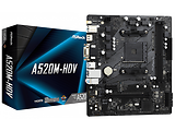 ASRock A520M-HDV mATX AM4 Socket