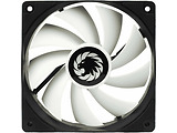 GameMax GMX-WFBK-WT 120mm PC Case Fan